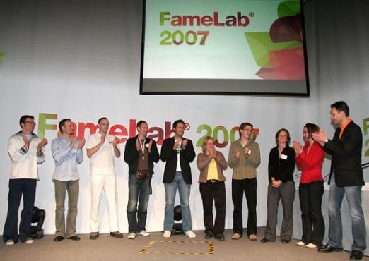 FameLab Finale